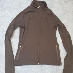GapBody Gap Black Activewear Jacket